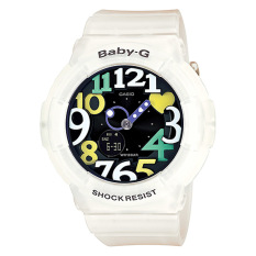 Sale Casio Babyg Translucent Case And Heart Shape Dial Bga131 7B4Dr Casio Baby G On Singapore