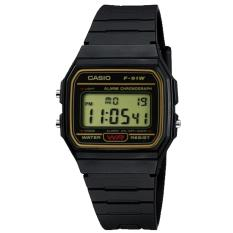 Low Cost Casio Classic Army Watch F91Wg 9