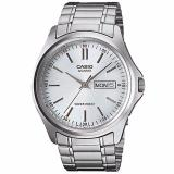 Sale Casio Classic Series Men S Silver Stainless Steel Strap Watch Mtp1239D 7A Casio Branded