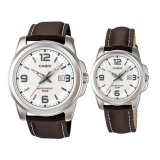 Price Comparisons Of Casio Couple Leather Watch Lmtp 1314L 7Avdf