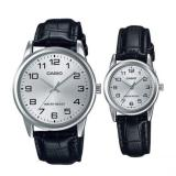 Buy Casio Couple Leather Watch Lmtp V001L 7Budf Casio Original