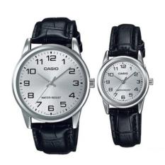 Buy Casio Couple Leather Watch Lmtp V001L 7Budf Singapore