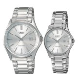 Discounted Casio Couple Stainless Steel Watch Ltp1183A 7A Mtp1183A 7A