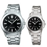 Shop For Casio Couple Stainless Steel Watch Ltp1215A 1A2 Mtp1215A 1A2
