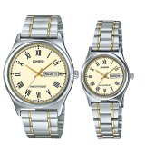 Who Sells Casio Couple Stainless Steel Watch Ltpv006Sg 9B Mtpv006Sg 9B The Cheapest