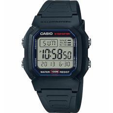 Compare Price Casio Digital Sports Watch W 800H 1Av On Singapore