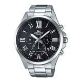 Price Casio Edifice Chronograph Stainless Steel Watch Efv500D 1A Singapore
