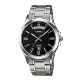 Wholesale Casio Edifice Men S Watch Silver Stainless Steel Band Mtp 1381D 1A Intl