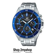 Wholesale Casio Edifice New Collection Elegant Blue Dial Efr 552D 1A2Vudf
