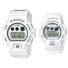 Store Casio G Shock Baby G Lov 16C 7D Couple Limited Lover S Collection White Casio G Shock On Singapore