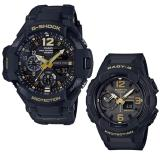 Casio G Shock And Baby G Couple Watch Ga 1100Gb 1A Bga 230 1B Online