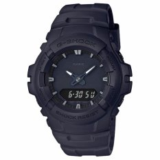 Buy Casio G Shock Black Out Series Black Resin Band Watch G100Bb 1A Cheap On Singapore
