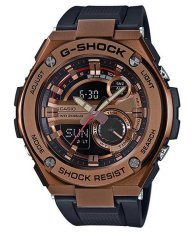 Price Comparisons Casio G Shock G Steel Analog Digital World Time Men S Resin Strap Watch Gst 210B 4A