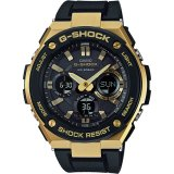 Where To Buy Casio G Shock G Steel Black Gold Resin Band Watch Gst S100G 1A