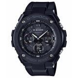 Buy Casio G Shock G Steel Tough Solar Black Resin Band Watch Gsts100G 1B Singapore