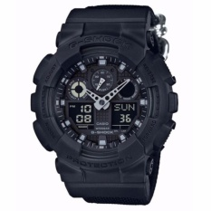 Low Cost Casio G Shock Ga 100Bbn 1A Men S Watch Black