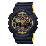 Price Casio G Shock Ga 100By 1A Special Color Models Analog Digital Men S Watch Casio Online