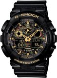 Cheapest Casio G Shock Ga 100Cf 1A9 Camouflage Men S Watch Intl Online