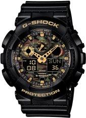 Low Price Casio G Shock Ga 100Cf 1A9 Camouflage Men S Watch Intl