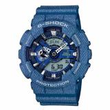 Who Sells Casio G Shock Ga 110Dc 2A Denim Design Analog Digital Men S Watch The Cheapest