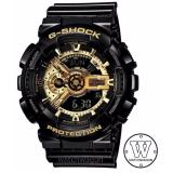 Coupon Casio G Shock Ga 110Gb 1A Black Gold Series