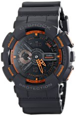 Store Casio G Shock Ga 110Ts 1A4 Analog Digital Watch With Grey Resin Band Casio G Shock On Hong Kong Sar China