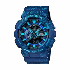 Casio G Shock Ga 110Tx 2A Men S Watch Blue In Stock