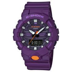 Casio G Shock Ga 800 Analog Digital Blue Resin Strap Watch Ga800Sc 6A Ga 800Sc 6A Lower Price