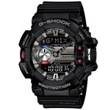 Best Reviews Of Casio G Shock G Mix Series Bluetooth Smart Black Strap Watch Gba400 1A