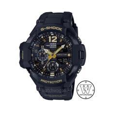 Price Compare Casio G Shock Gravitymaster Ga 1100Gb 1A Watch Black Gold