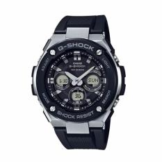 Casio G Shock Gst S300 1A G Steel Downsized Analog Digital Solar Powered Watch Review