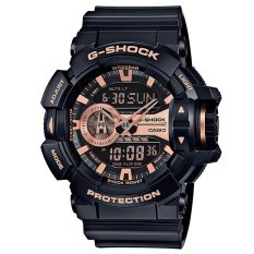 Casio G-Shock Limited Models Ga-400 New Collection Series Mens Watch Ga400gb-1a4 By Watchspree.