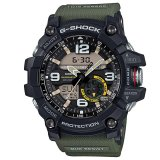 Best Casio G Shock Master Of G Mudmaster Series Green Resin Strap Watch Gg1000 1A3 Gg 1000 1A3
