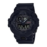 Lowest Price Casio G Shock Men S Black Resin Strap Watch Ga 735A 1A