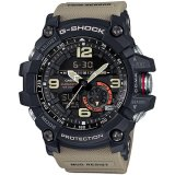 Who Sells Casio G Shock Men S Black And Brown Resin Strap Watch Gg 1000 1A5 Cheap