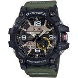 Best Buy Casio G Shock Men S Black And Green Resin Strap Watch Gg 1000 1A3