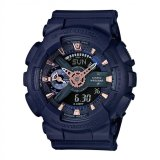 Buy Casio G Shock Men S Blue Resin Strap Watch Gma S110Cm 2A Online Hong Kong Sar China