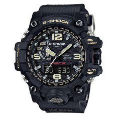 Review Casio G Shock Mudmaster New Mud Resistance Triple Sensor Black Resin Strap Watch Gwg1000 1A Casio G Shock On Singapore