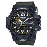 Purchase Casio G Shock Mudmaster Mud Resistance Triple Sensor Green Resin Strap Watch Gwg1000 1A3 Gwg 1000 1A3