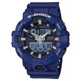 For Sale Casio G Shock New Ga 700 Blue Resin Band Watch Ga700 2A