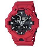 Casio G Shock New Ga 700 Red Resin Band Watch Ga700 4A Casio G Shock Cheap On Singapore