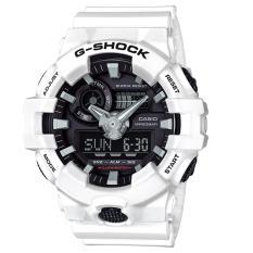 Wholesale Casio G Shock New Ga 700 Series White Resin Band Watch Ga700 7A