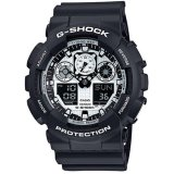 Best Deal Casio G Shock New White And Black Series Special Color Model Watch Ga100Bw 1A