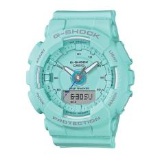 Where To Buy Casio G Shock S Series For Women Step Tracker Blue Green Resin Band Watch Gmas130 2A Gma S130 2A