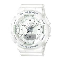 Casio G Shock S Series For Women Step Tracker White Resin Band Watch Gmas130 7A Gma S130 7A Discount Code