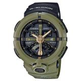 Casio G Shock Standard Analog Digital Green Resin Watch Ga500P 3A Ga 500P 3A For Sale Online