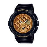 Casio G Shock Women S Resin Strap Watch Bga 195M 1A Intl On Line