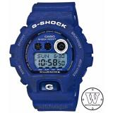 Sale Casio G Shock X Large Gd X6900Ht 2 Watch Blue Casio G Shock On Singapore
