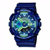 Best Rated Casio Gshock Latest Collection Metallic Blue Ga110Mc 2Adr