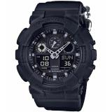 Buy Casio Gshock Latest Cordura Nylon Fabric Stealth Watch Ga100Bbn 1Adr Singapore